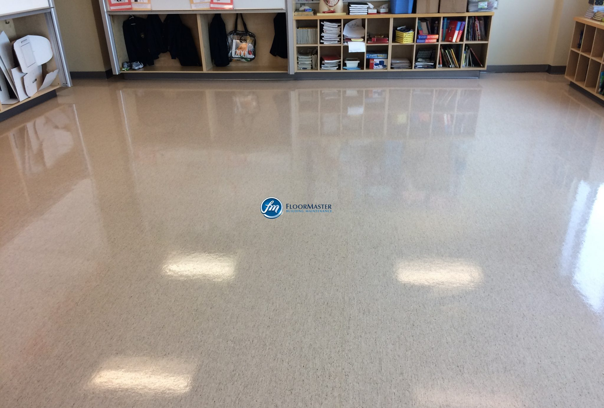 Floor Master Building Maintenance Stripping And Waxing